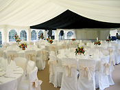 Wedding Marquee Tables